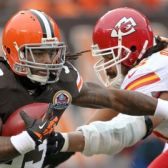 Kansas City Chiefs Vs. Cleveland Browns tickets