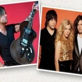 Keith Urban  The Band Perry tickets