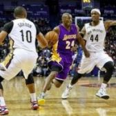 LA Lakers vs. New Orleans Pelicans tickets