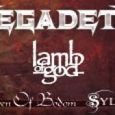 Lamb of God & Children of Bodom tickets