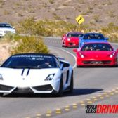 Las Vegas Exotic Cars Experience tickets