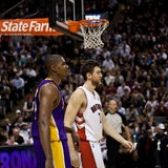Los Angeles Lakers and Toronto Rapters tickets