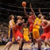 Los Angeles Lakers vs. Chicago Bulls tickets