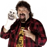 MICK FOLEY- From The WWE tickets