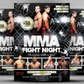 MMA Fight Night tickets