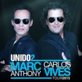 Marc Anthony and Carlos Vives tickets