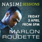 Marlon Roudette - Nasimi Sessions tickets