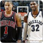 Memphis Grizzlies Vs. Chicago Bulls tickets