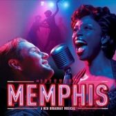 Memphis the Musical tickets