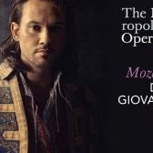 Metropolitan Opera: Don Giovanni tickets