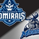 Milwaukee Admirals at Manitoba Moose tickets