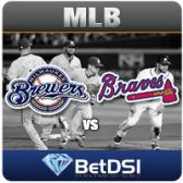 Milwaukee Brewers vs. Atlanta Braves tickets
