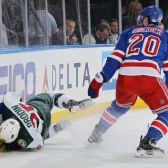 Minnesota Wild vs. New York Rangers tickets