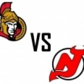 New Jersey Devils vs. Ottawa Senators tickets