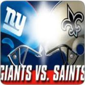 New Orleans Saints vs. New York Giants tickets