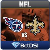 New Orleans Saints vs. Tennessee Titans tickets