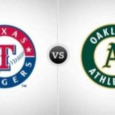 Oakland Athletics vs. Texas Rangers tickets