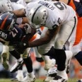 Oakland Raiders Vs. Denver Broncos tickets