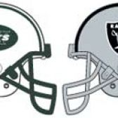 Oakland Raiders Vs. New York Jets tickets