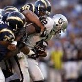 Oakland Raiders Vs. San Diego Chargers tickets