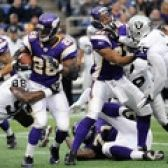Oakland Raiders vs. Minnesota Vikings tickets
