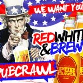 Official July 4th PubCrawl Hoboken tickets