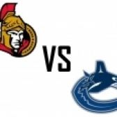 Ottawa Senators Vs. Vancouver Canucks tickets