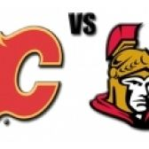 Ottawa Senators vs. Calgary Flames tickets