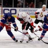 Ottawa Senators vs. New York Rangers tickets