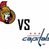 Ottawa Senators vs. Washington Capitals tickets