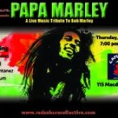 Papa Marley: A Tribute to Bob Marley tickets