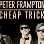 Peter Frampton and Cheap Trick tickets