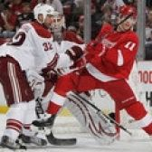 Phoenix Coyotes vs. Detroit Red Wings tickets