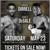 Premier Boxing Champions: James DeGale tickets