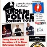 Punchline Police Comedy Tour tickets