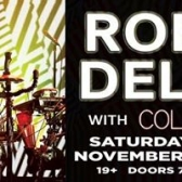 Robert Delong  Coleman Hell tickets