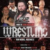 Rock N Wrestle: Live Wrestling tickets