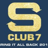 S Club 7 - Seated tickets