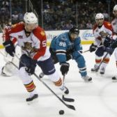 San Jose Sharks Vs. Florida Panthers tickets