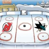San Jose Sharks Vs. New York Rangers tickets