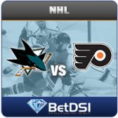 San Jose Sharks Vs. Philadelphia Flyers tickets