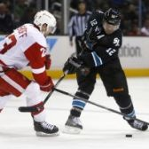 San Jose Sharks vs. Detroit Red Wings tickets
