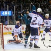 San Jose Sharks vs. Edmonton Oilers tickets