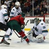 San Jose Sharks vs. Minnesota Wild tickets