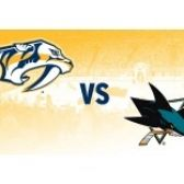 San Jose Sharks vs. Nashville Predators tickets