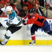 San Jose Sharks vs. Washington Capitals tickets
