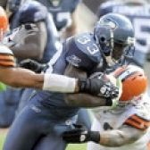 Seattle Seahawks Vs. Cleveland Browns tickets