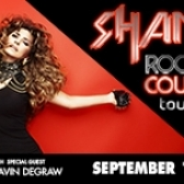 Shania Twain  Gavin DeGraw tickets