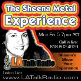 Sheena Metal Experience Live tickets