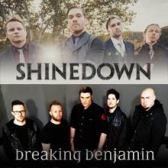 Shinedown  Breaking Benjamin tickets